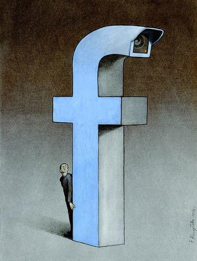 Những bức hình châm biếm, phô bày mặt trái của xã hội số ngày nay ảnh 3