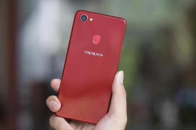 OPPO F7 lên kệ: Màn hình tai thỏ, camera selfie AI cảm biến HDR, giá từ 7,99 triệu đồng ảnh 1
