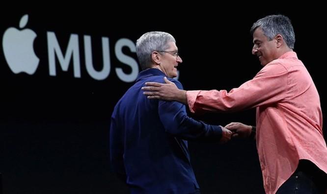 Chạm mốc 40 triệu thuê bao, Apple Music thay 'tướng' ảnh 1