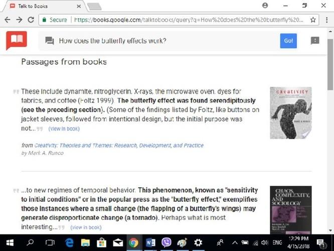 Google giờ có thể giúp bạn có thể 'nói chuyện' với sách ảnh 2