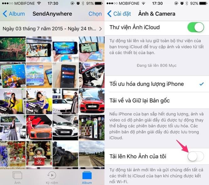7 cách tăng dung lượng lưu trữ trên iPhone ảnh 4