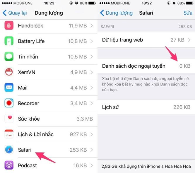 7 cách tăng dung lượng lưu trữ trên iPhone ảnh 6