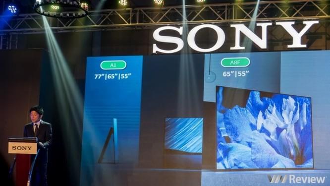 Sony ra mắt loạt TV 4K HDR mới, bổ sung thêm lựa chọn tầm trung ảnh 1