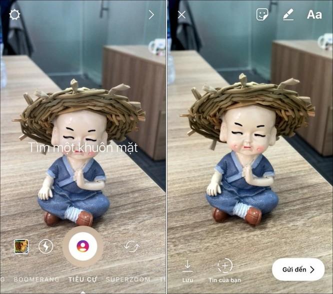 Cách chụp ảnh chân dung xóa phông bằng ứng dụng Instagram ảnh 2