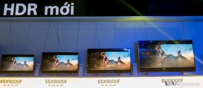 Sony ra mắt loạt TV 4K HDR mới, bổ sung thêm lựa chọn tầm trung ảnh 5