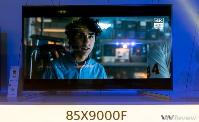 Sony ra mắt loạt TV 4K HDR mới, bổ sung thêm lựa chọn tầm trung ảnh 6