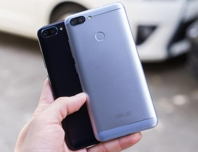 ASUS giảm giá đồng loạt ZenFone Max Plus và ZenFone 4 Max Pro 2 ngày cuối tuần ảnh 1