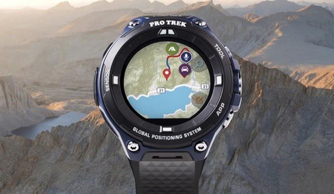 Casio trình làng smartwatch Pro Trek mới, giá bán rẻ hơn ảnh 1