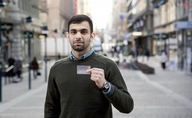 Bên trong trại tị nạn tồn tại nhờ tiền ảo ở Jordan ảnh 4