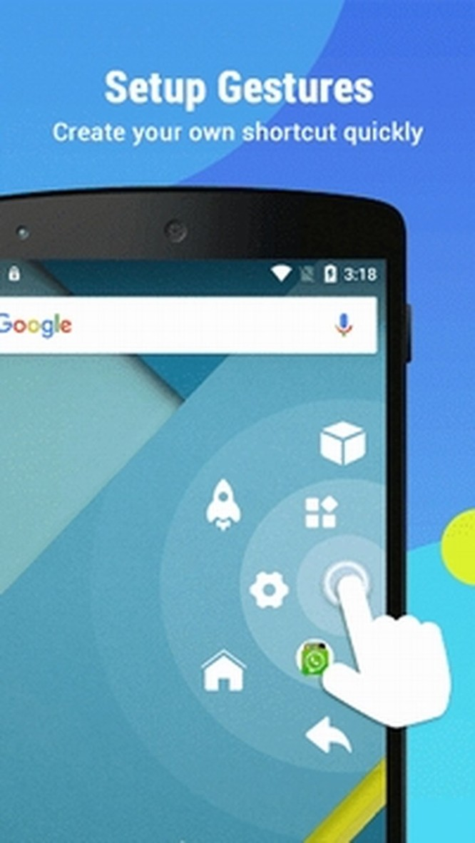 10 cử chỉ tuyệt vời để cải thiện trải nghiệm trên thiết bị Android ảnh 9