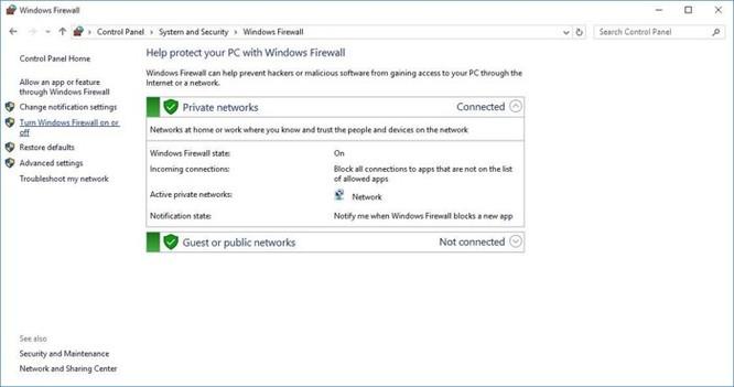 7 mẹo để không bị hack khi sử dụng WiFi ảnh 4