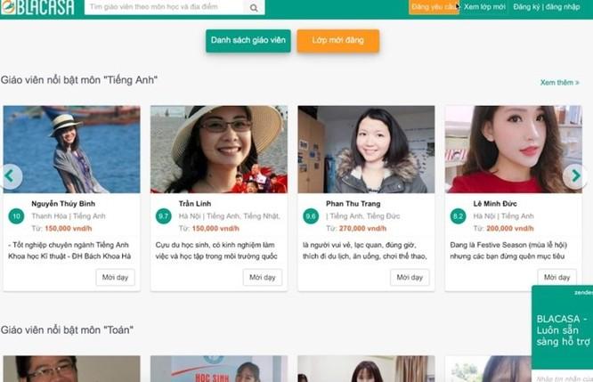 Startup gia sư công nghệ với tham vọng chiếm lĩnh thị trường kết nối gia sư sau 1 năm ra mắt ảnh 1