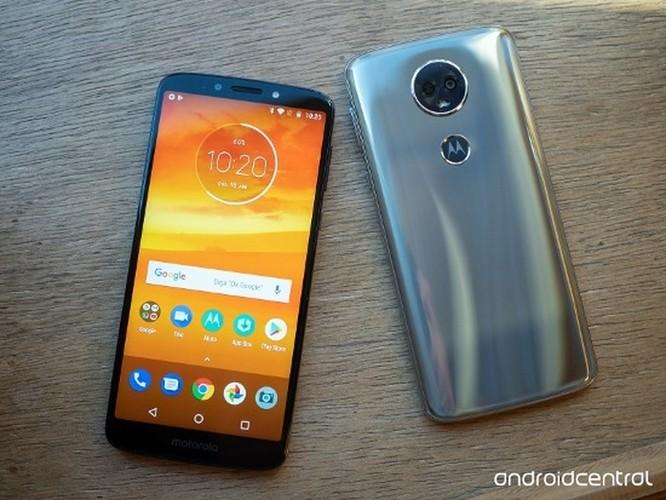 Dòng Motorola Moto E5 giá rẻ vừa ra mắt có gì hay ảnh 13