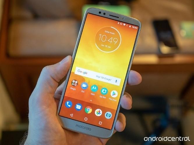 Dòng Motorola Moto E5 giá rẻ vừa ra mắt có gì hay ảnh 14