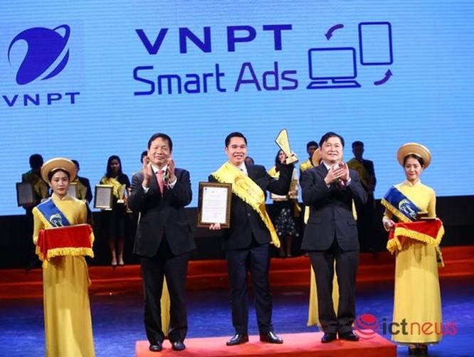 VNPT lập 'hat-trick' trong chương trình bình chọn Sao Khuê 2018 ảnh 1