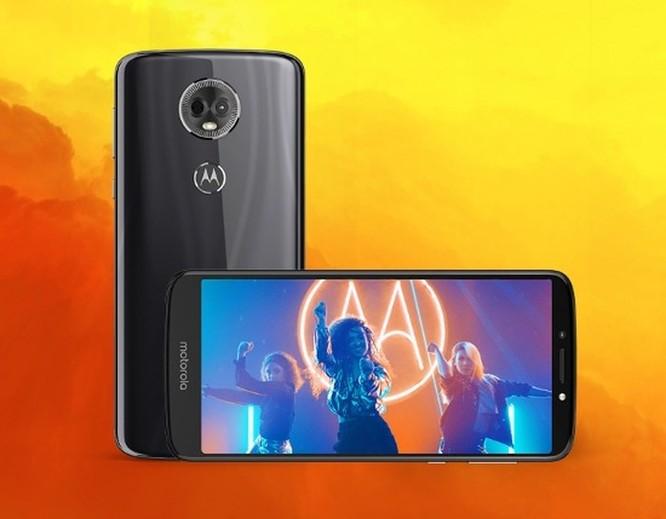 Dòng Motorola Moto E5 giá rẻ vừa ra mắt có gì hay ảnh 1