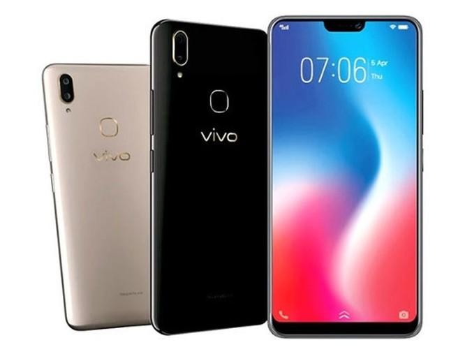 Vivo V9 Youth ra mắt, nhiều tính năng mạnh đi kèm ảnh 2
