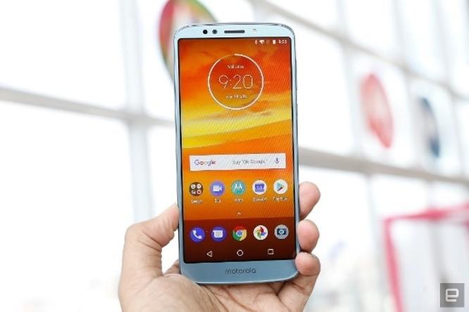 Dòng Motorola Moto E5 giá rẻ vừa ra mắt có gì hay ảnh 2