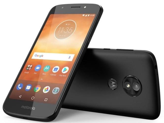 Lenovo ra mắt 3 smartphone dòng E mới: Moto E5 Play, Moto E5 Plus và E5 ảnh 2