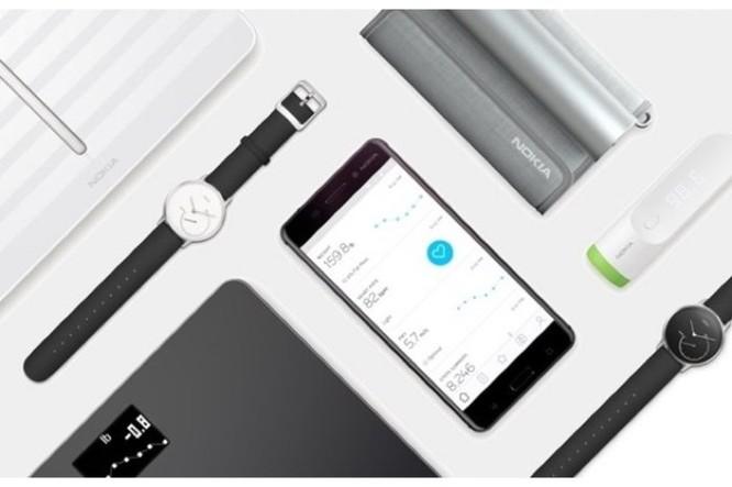 Samsung, Google 'tranh nhau' thâu tóm Nokia Health ảnh 1