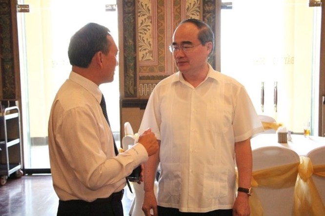Bí thư Thành ủy Nguyễn Thiện Nhân: Lao động CNTT tại TP.HCM quá ít ảnh 1