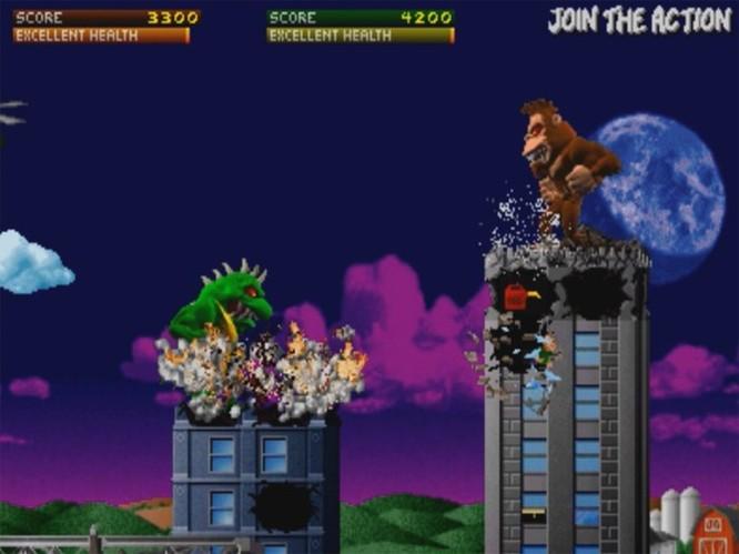 Đánh giá phim Rampage: Xem bò mộng The Rock chinh phục 'King Kong biến đổi gen' ảnh 2