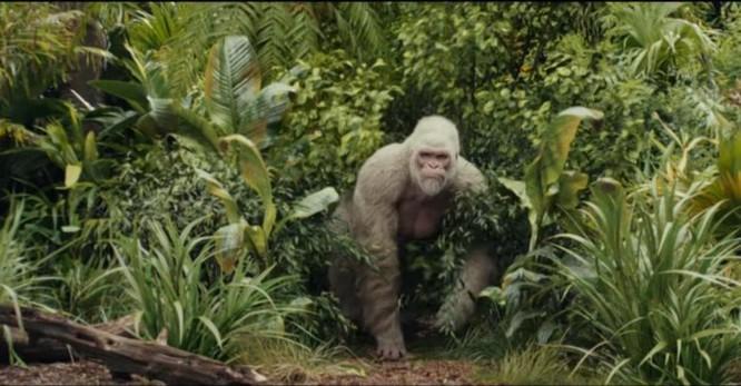 Đánh giá phim Rampage: Xem bò mộng The Rock chinh phục 'King Kong biến đổi gen' ảnh 3