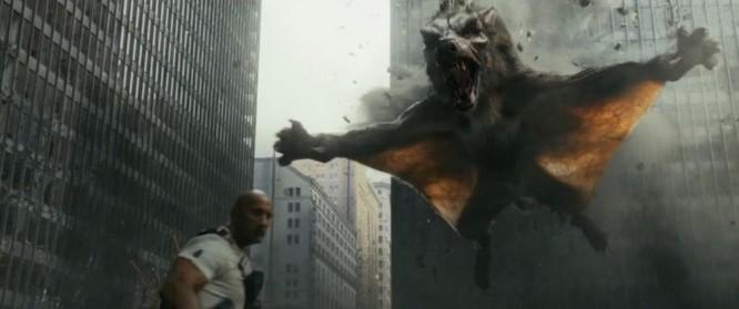 Đánh giá phim Rampage: Xem bò mộng The Rock chinh phục 'King Kong biến đổi gen' ảnh 6