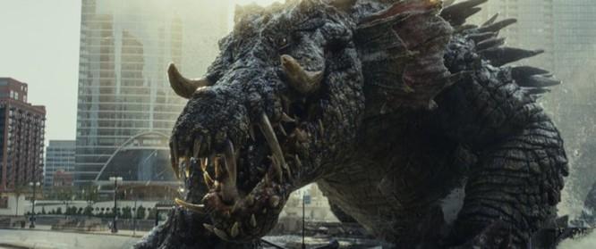 Đánh giá phim Rampage: Xem bò mộng The Rock chinh phục 'King Kong biến đổi gen' ảnh 7