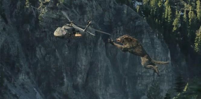 Đánh giá phim Rampage: Xem bò mộng The Rock chinh phục 'King Kong biến đổi gen' ảnh 8