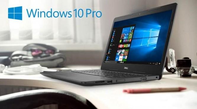 Dell giới thiệu laptop doanh nhân Latitude 3490 pin 'trâu' ảnh 1