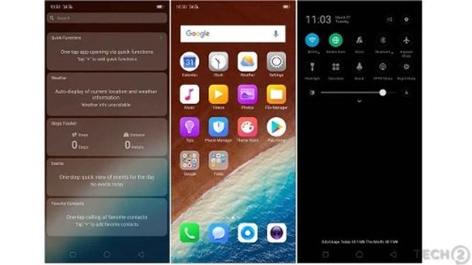Những tính năng thông minh cần biết trên Oppo F7 ảnh 2