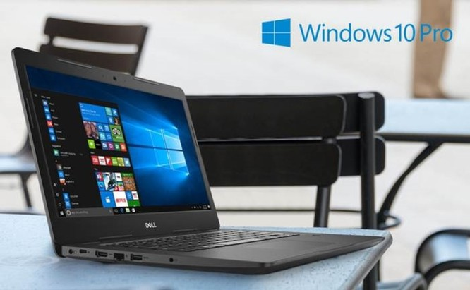 Dell giới thiệu laptop doanh nhân Latitude 3490 pin 'trâu' ảnh 3