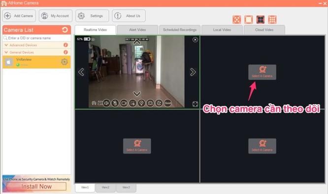 Biến smartphone cũ thành camera giám sát chống trộm ảnh 4