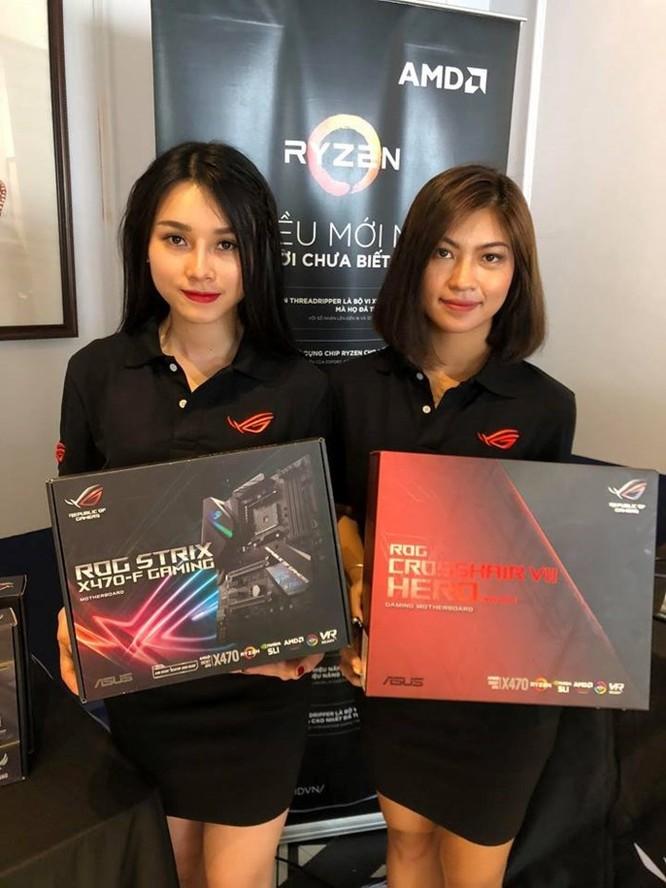 ASUS và AMD 'phô diễn' loạt công nghệ mới nhất dành cho game thủ ảnh 4