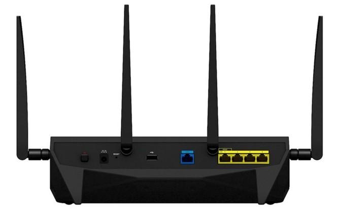 Thiết bị định tuyến Router RT2600ac của Synology cung cấp giải pháp kết nối an toàn ảnh 1