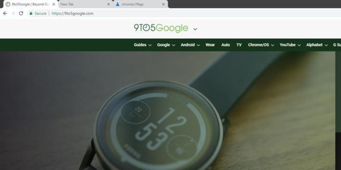 Google Chrome Canary có phiên bản mới, đi kèm giao diện Material Design 2 của Google ảnh 1