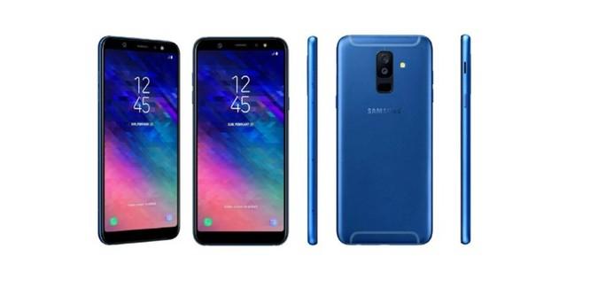 Lộ hình ảnh dựng Galaxy A6/A6+, thân kim loại như dòng Galaxy J ảnh 1