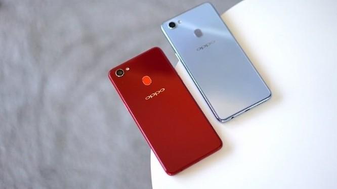 Cùng giá nên mua Oppo F7 hay Vivo V9? ảnh 16