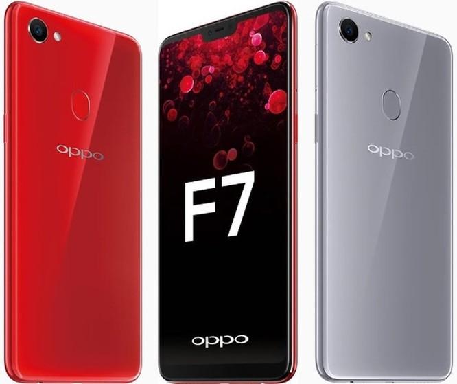 Cùng giá nên mua Oppo F7 hay Vivo V9? ảnh 3