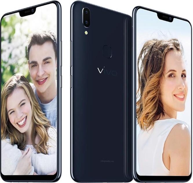 Cùng giá nên mua Oppo F7 hay Vivo V9? ảnh 4