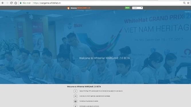 Hơn 90 đội đăng ký dự diễn tập WhiteHat Drill 05 về phòng, chống mã độc đào tiền ảo ảnh 1