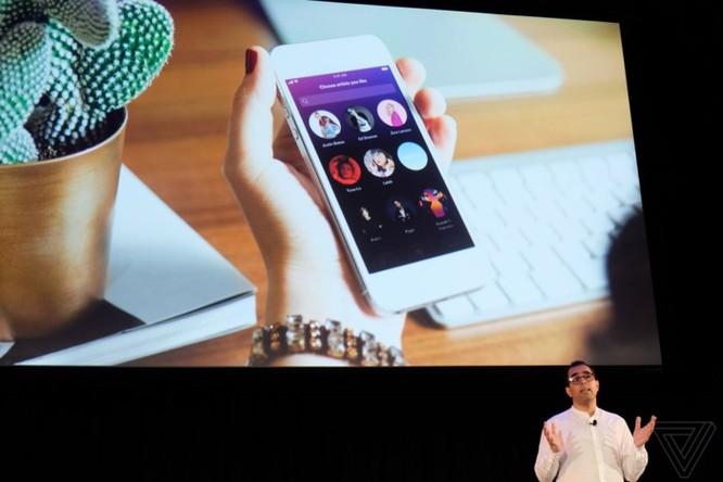 Spotify tung ứng dụng với thiết kế mới, có playlist theo yêu cầu dành cho người dùng miễn phí ảnh 2