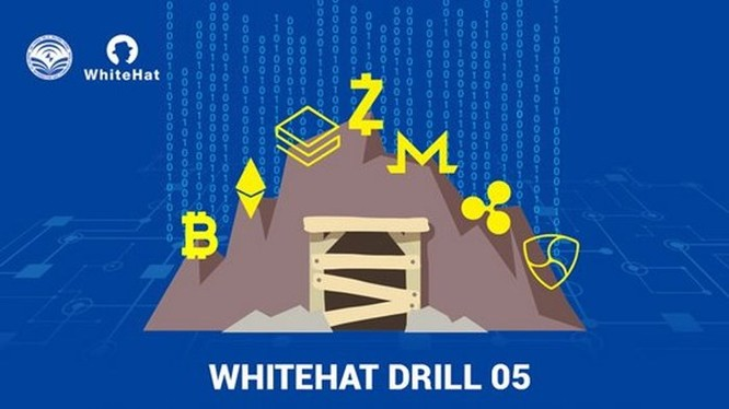 Hơn 90 đội đăng ký dự diễn tập WhiteHat Drill 05 về phòng, chống mã độc đào tiền ảo ảnh 2