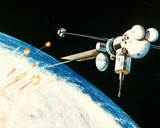 Mỹ xây hàng rào không gian để phát hiện rác không gian, vệ tinh nhỏ ảnh 2