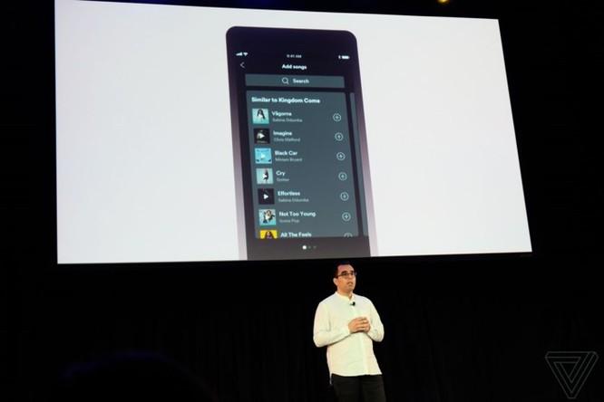 Spotify tung ứng dụng với thiết kế mới, có playlist theo yêu cầu dành cho người dùng miễn phí ảnh 4
