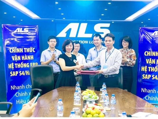 FPT cung cấp hệ thống quản trị nguồn lực doanh nghiệp cho công ty ALS ảnh 1