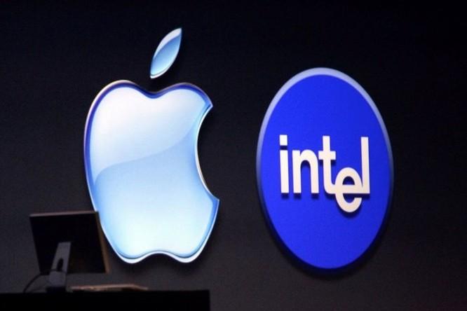 Căng thẳng với Qualcomm, Apple có thể sẽ dùng 100% chip Intel cho iPhone ảnh 1