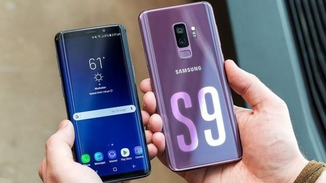 Canalys : Samsung bán được 8 triệu chiếc Galaxy S9/S9+ trong tháng đầu tiên ảnh 1