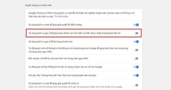 Hướng dẫn xử lý lỗi gõ tiếng Việt cực khó chịu trên thanh địa chỉ Google Chrome ảnh 2